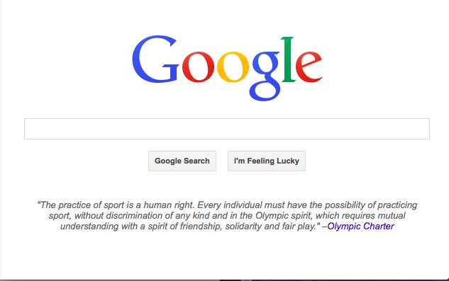 GoogleOlympicDoodle