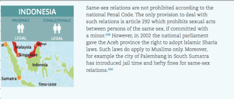 From ILGA State-Sponsored Homophobia Report, 2013